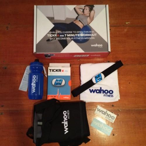 Wahoo Fitness TICKR X Workout Tracker