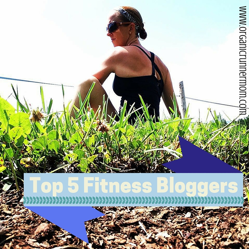 Top Five Fitness Bloggers