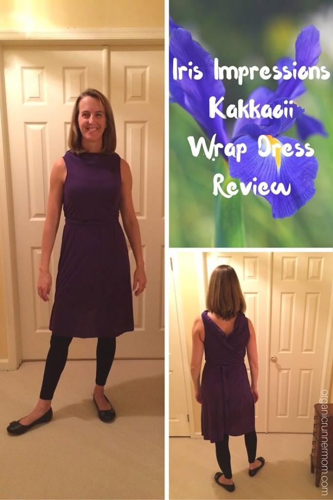 Iris Impressions Kakkooi Wrap Dress Review