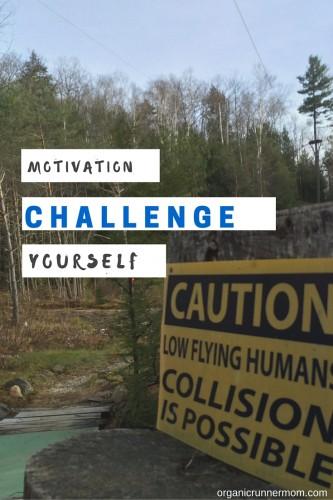 Motivation. Challenge Yourself!
