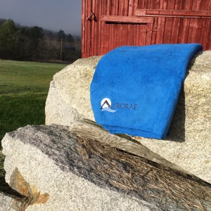 Aurorae Sport Yoga Towel