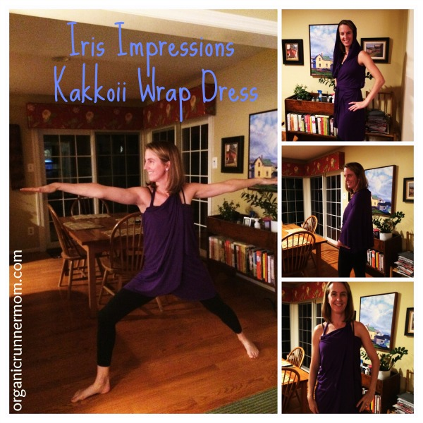 Iris Impressions Kakkoii Wrap Dress