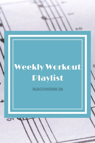 Weekly Workout Playlist