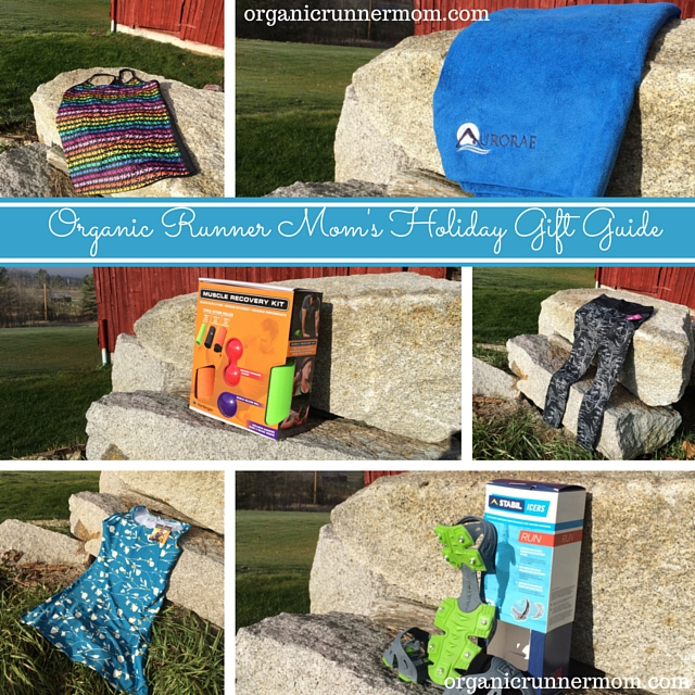Organic Runner Mom's Holiday Gift Guide