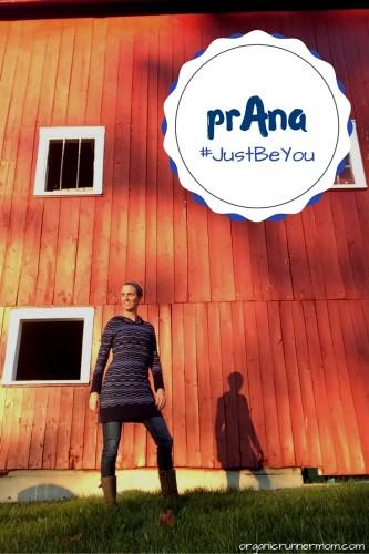 prAna. #JustBeYou