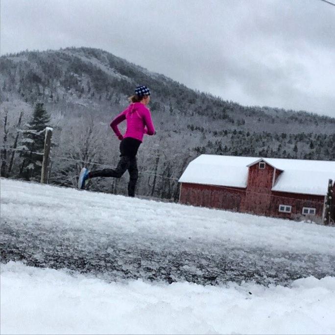 Boston Marathon Training Has Begun!