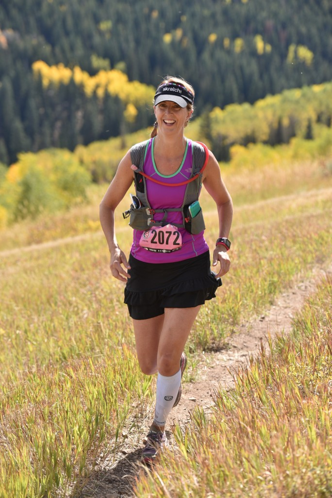 The North Face endurance Challenge Trail Marathon in Park City, Utah