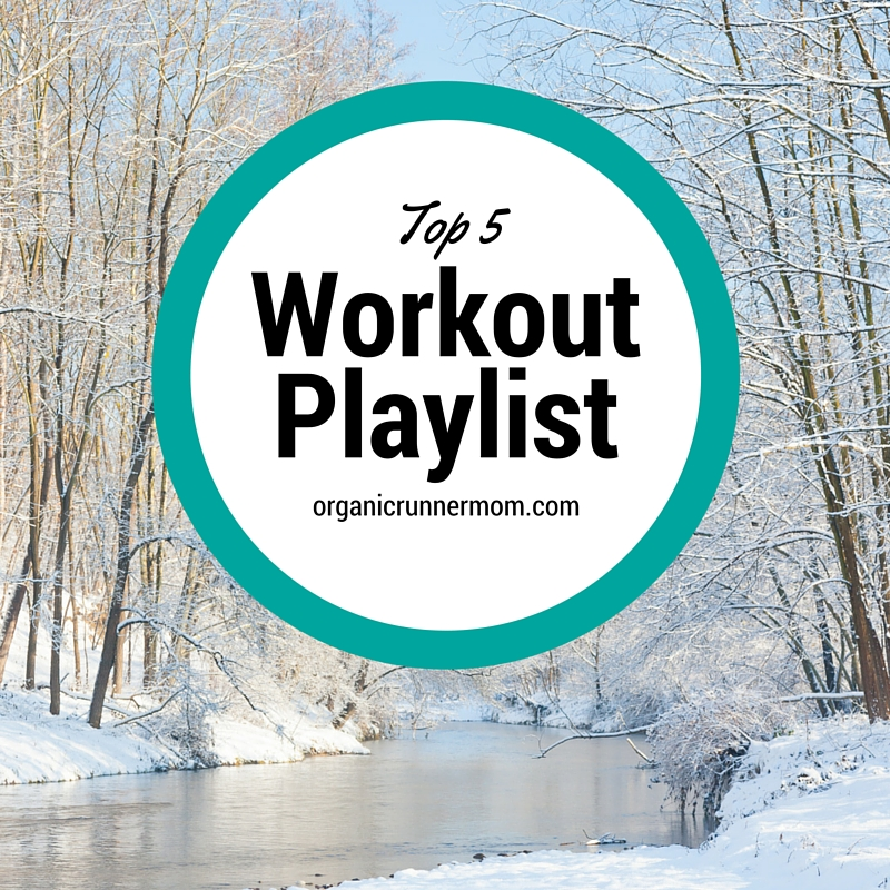 Top 5 Workout Playlist