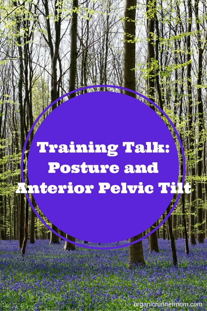 Training Talk: Posture and Anterior Pelvic Tilt