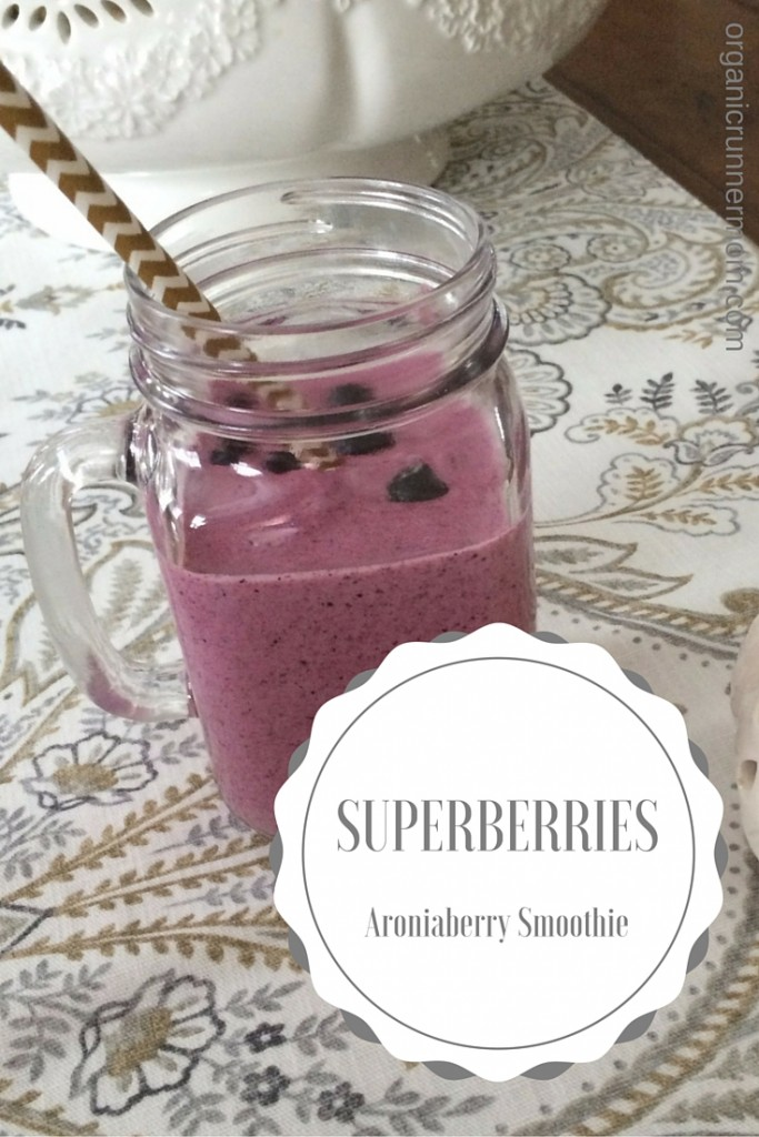 Superberries Aroniaberry Smoothie