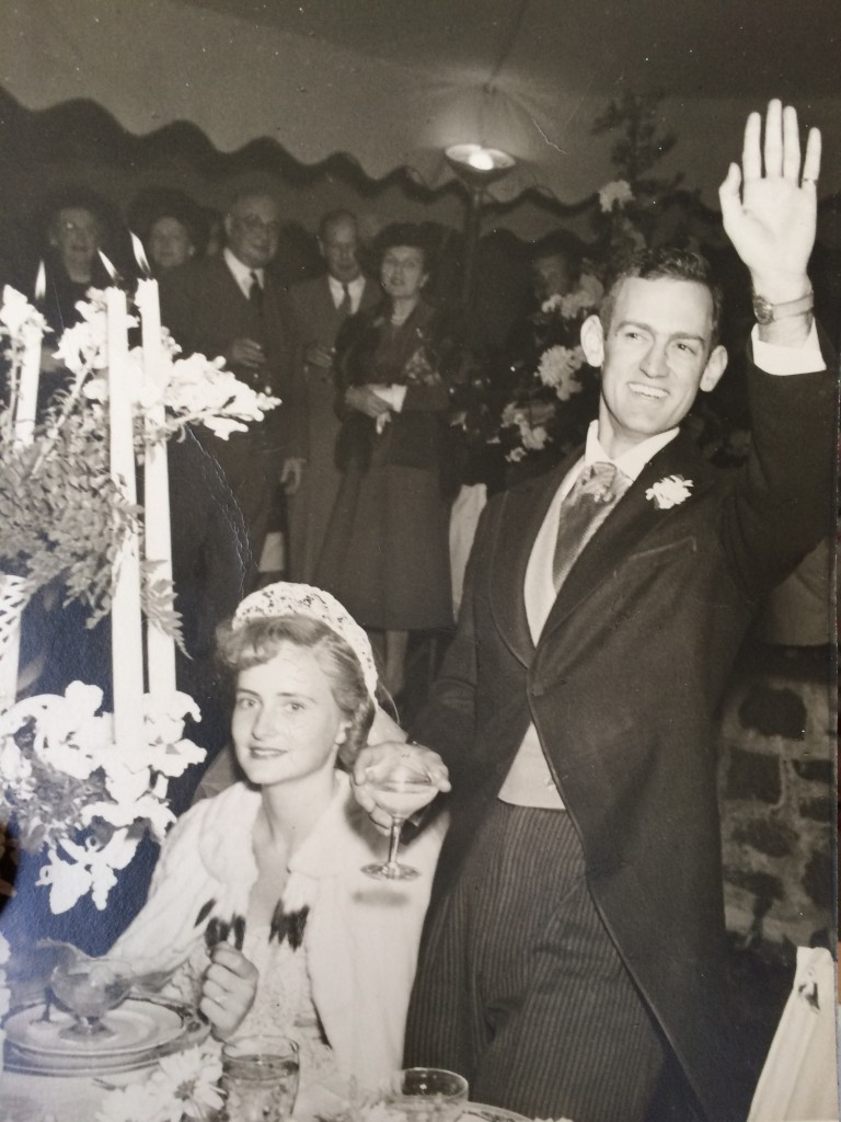 Beautiful Gran and my Handsome Grandfather Grove (who I sadly never got to meet)