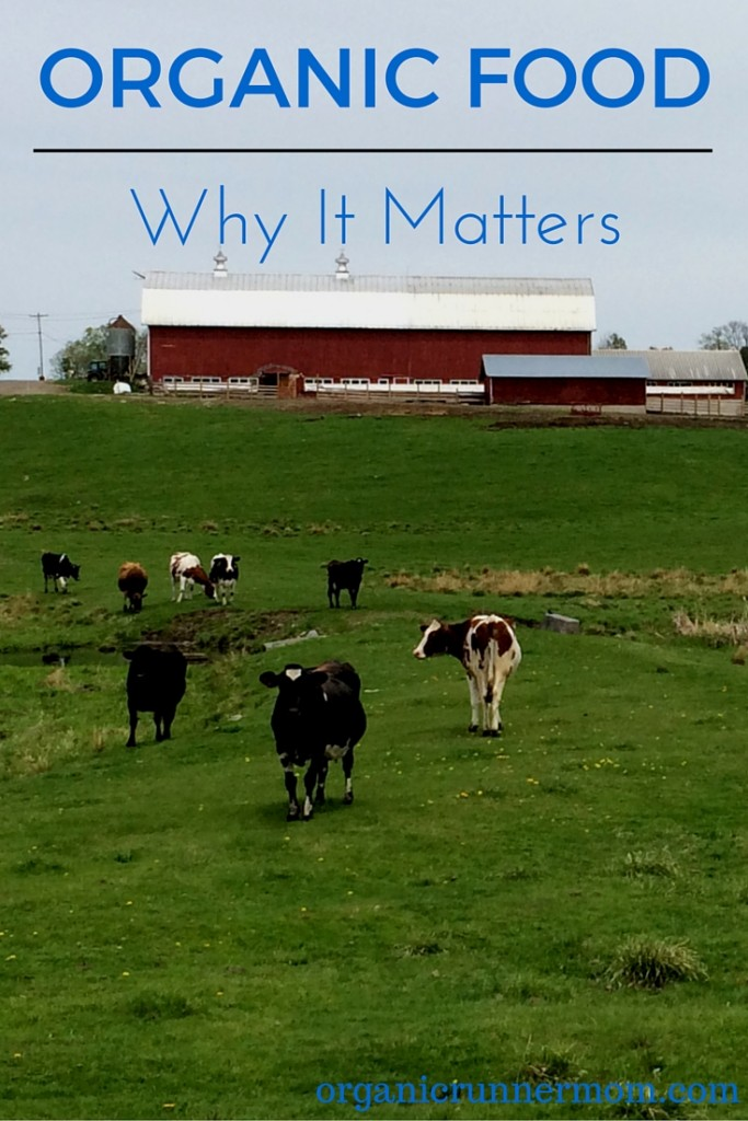 ORGANIC FOOD. Why it matters.