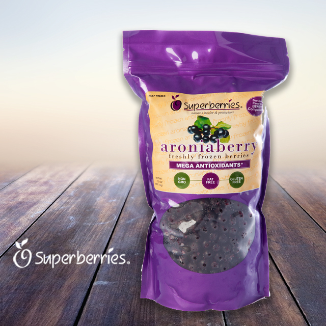 Superberries. Aroniaberries.