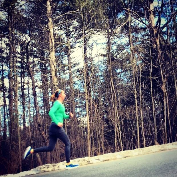 Boston Marathon Hill Intervals