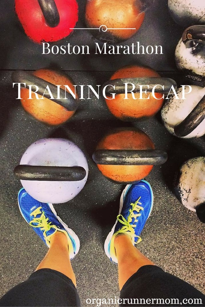 Boston Marathon Training Recap Week 5
