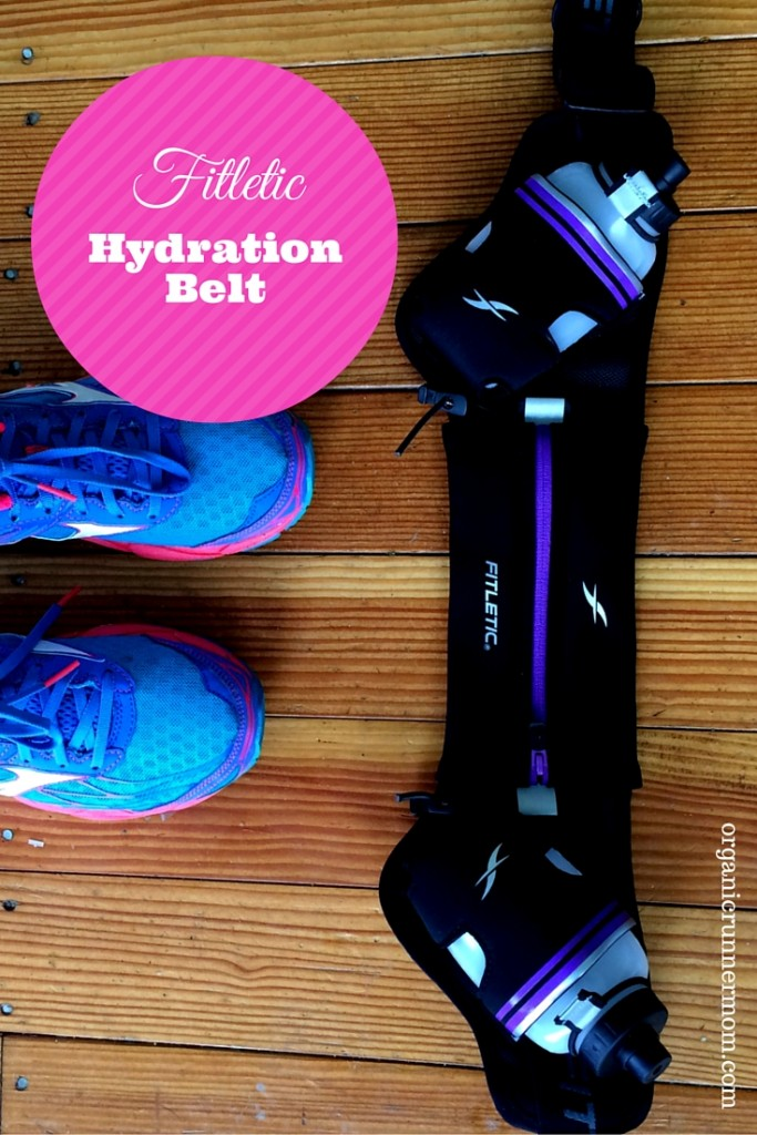 Fitletic Hydration Belt Review