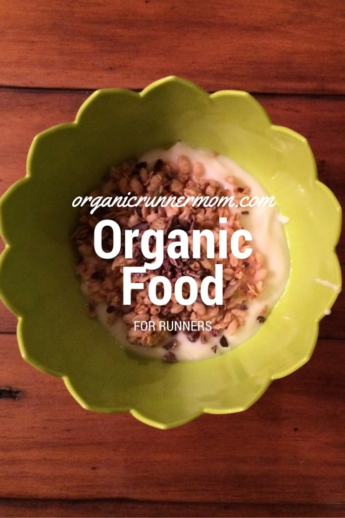 Organic Food For Runners
