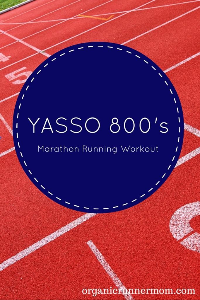 YASSO 800's