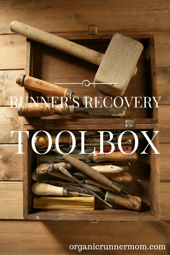 What's in your Runner's Recovery Toolbox?