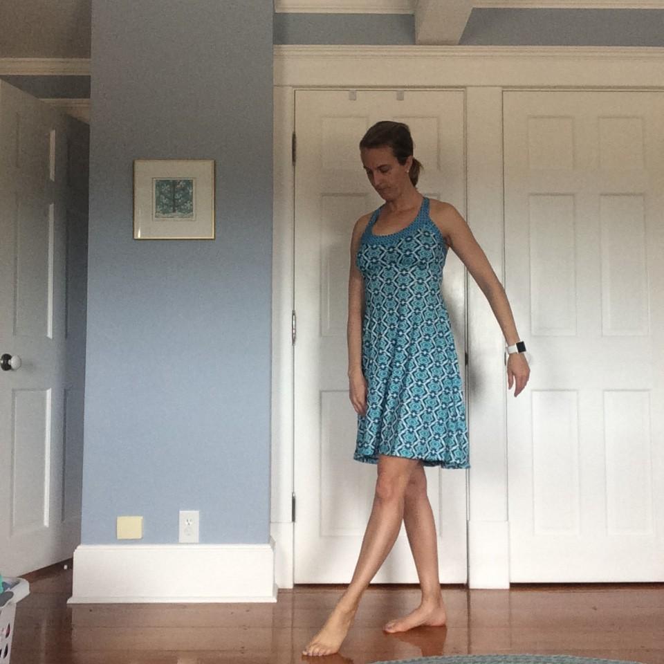 Cali Dress. prana