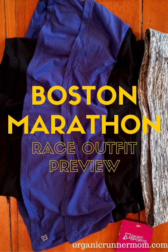 Boston Marathon Race Outfit Preview