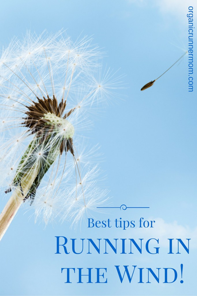 Best tips for running in the wind!