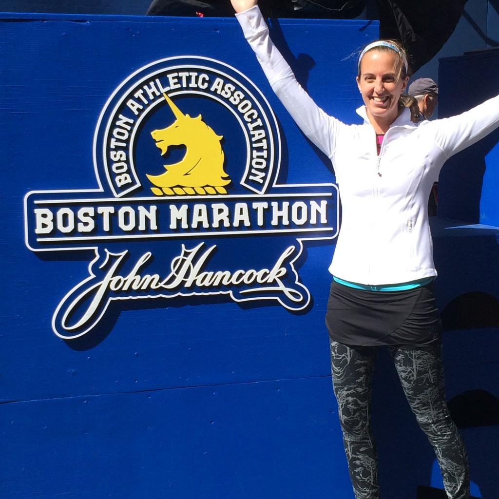 The Boston Marathon 2016