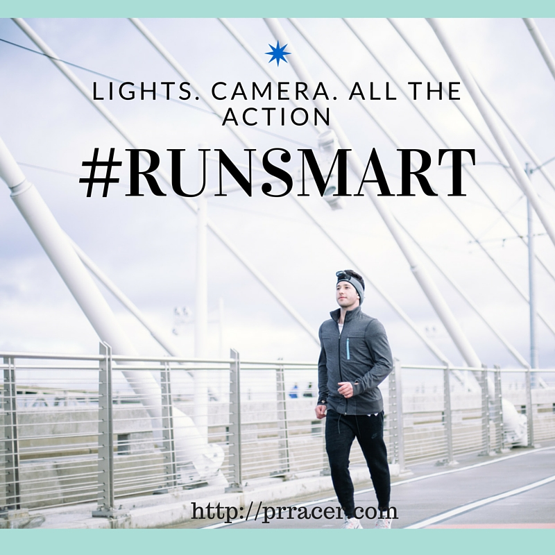 PRracer Convertible HDL . Lights. Camera. All the Action. #RUNSMART