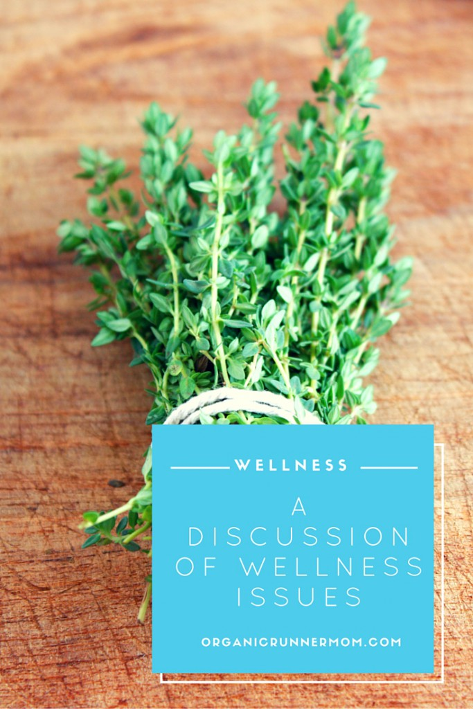 A Discussion of wellness issues