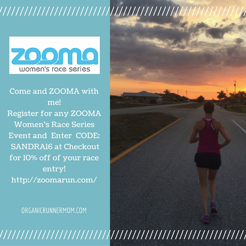 Zooma Women's Race Series Discount Code