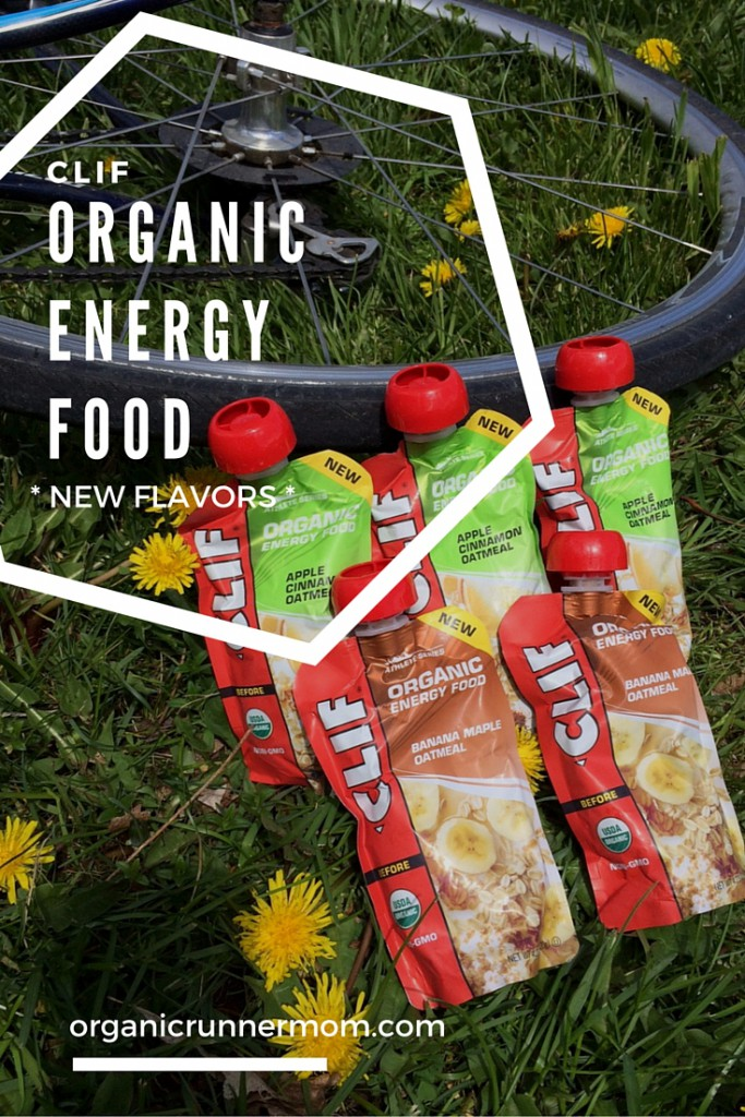 CLIF Organic Energy Food Pouches (New Flavors)