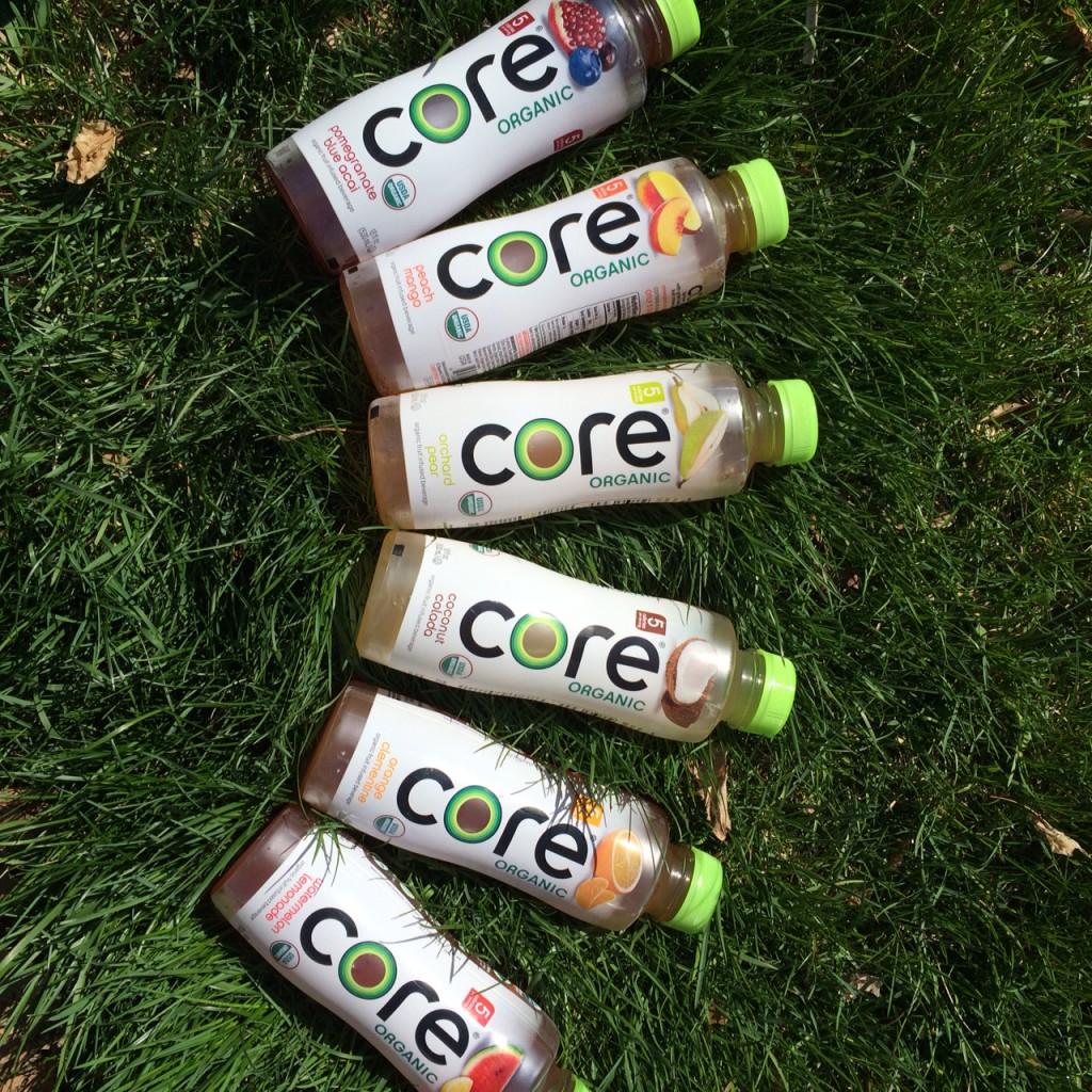 An organic drink with a sugar alternative.