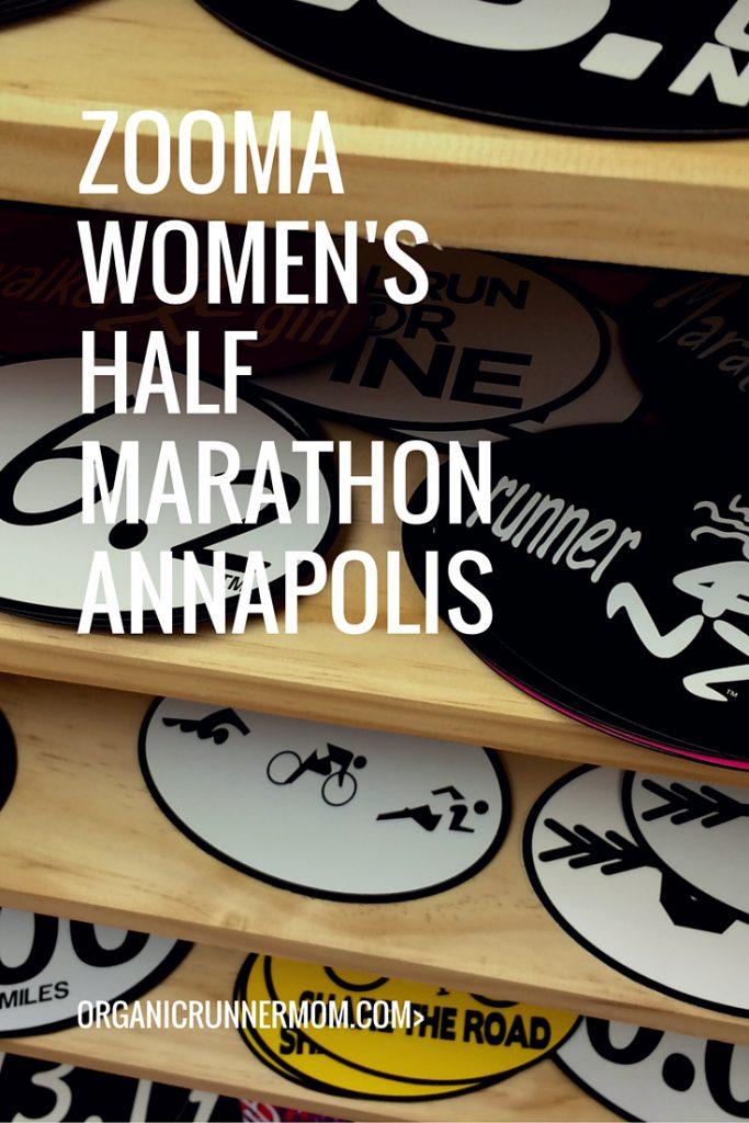 Zooma Women's Half Marathon Annapolis