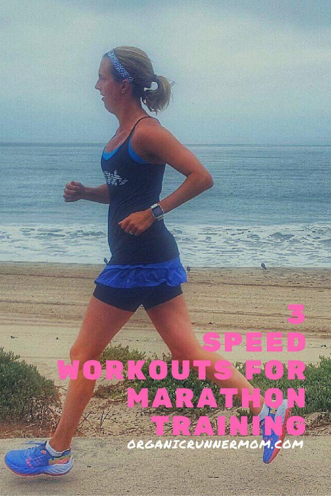3 Speed Workouts For Marathon Training