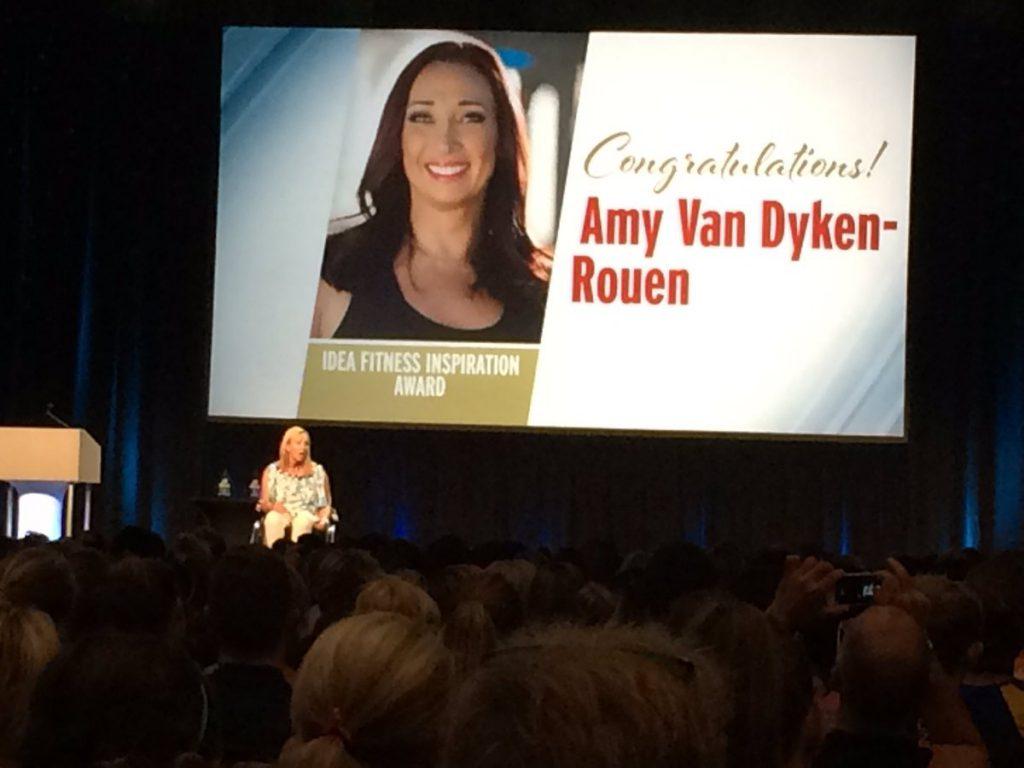 Amy Van Dyken-Rouen
