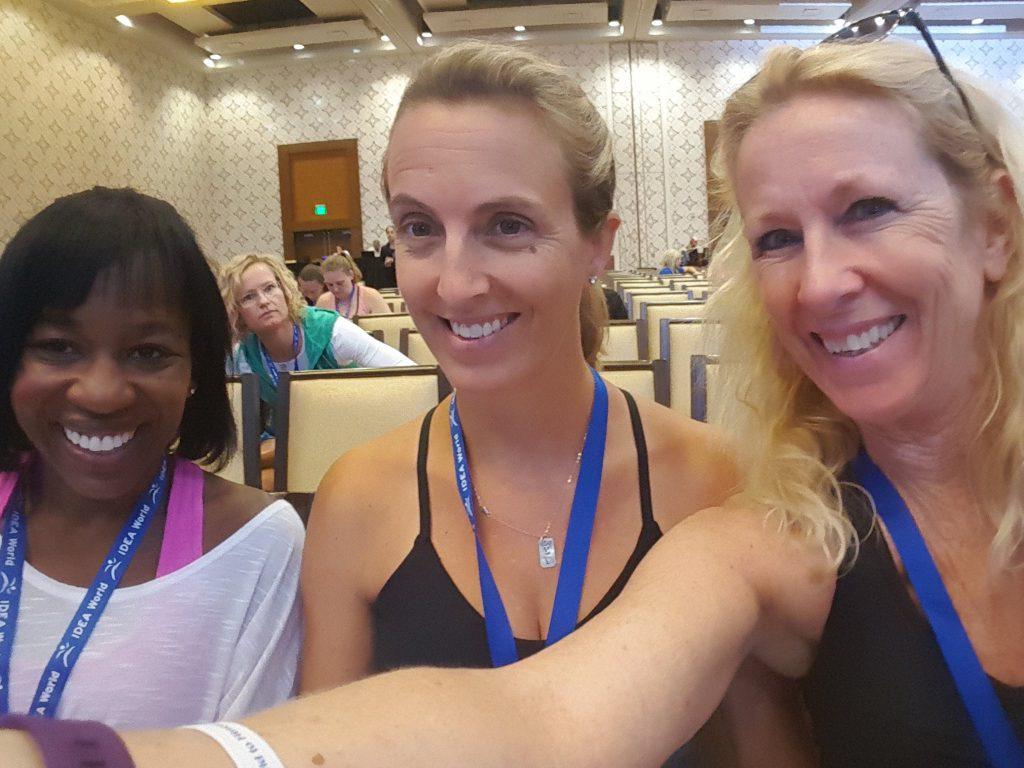 With Nat Runs Far and Coach Debbie Runs