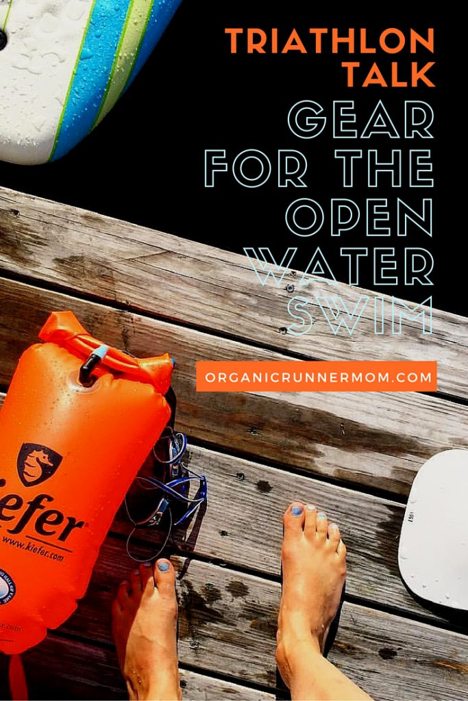 TRIATHLON TALK Gear for the open water swim