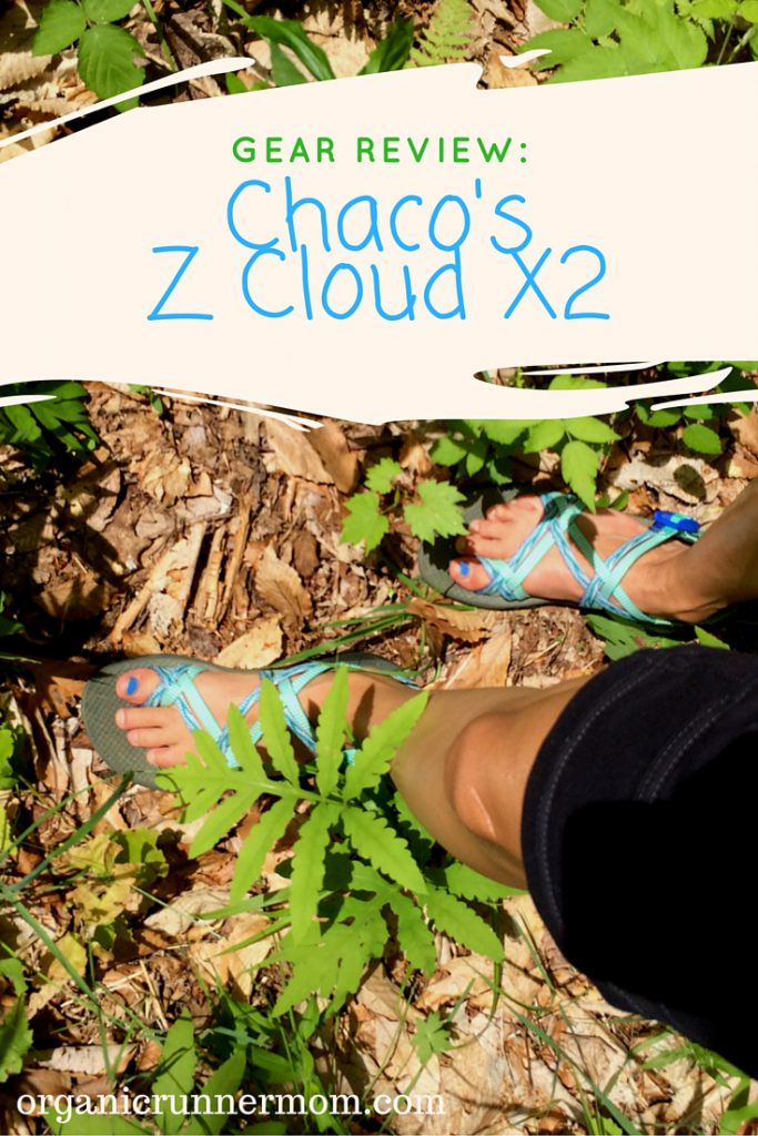 Gear Review Chaco's Z Cloud X2