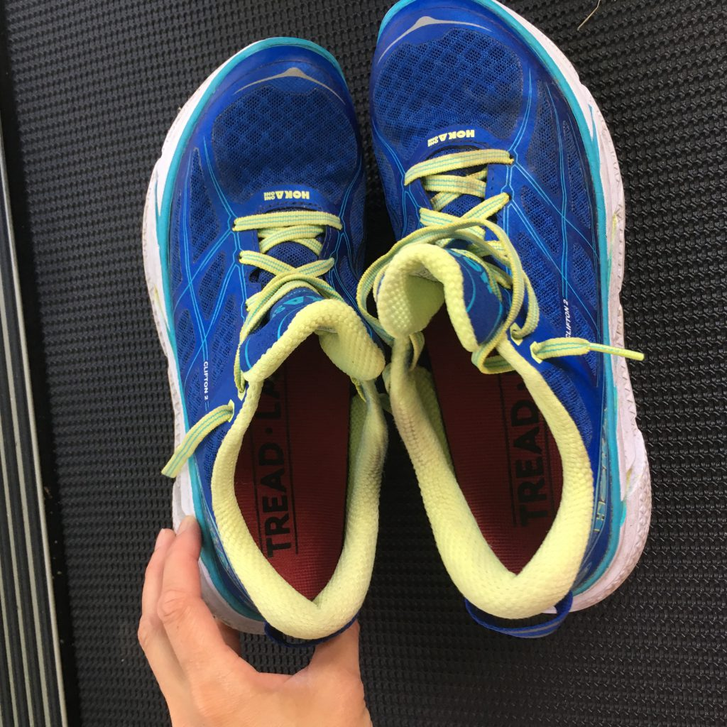 Insoles in and ready to run!