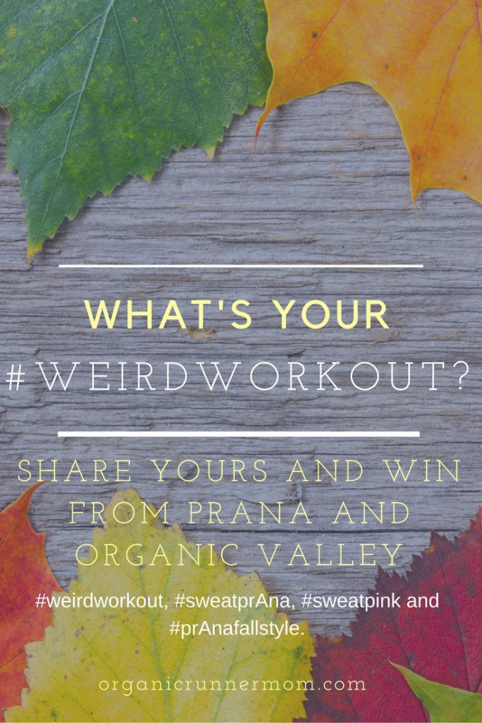 #weirdworkout, #sweatprAna, #sweatpink and #prAnafallstyle
