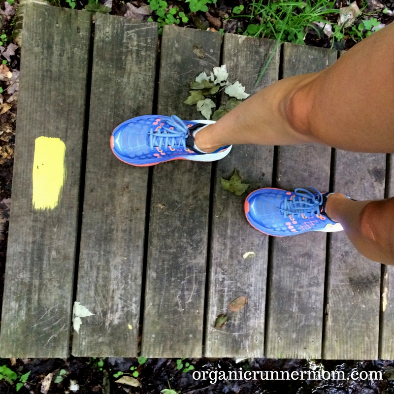For your next run . . . Hoka One One Clayton's