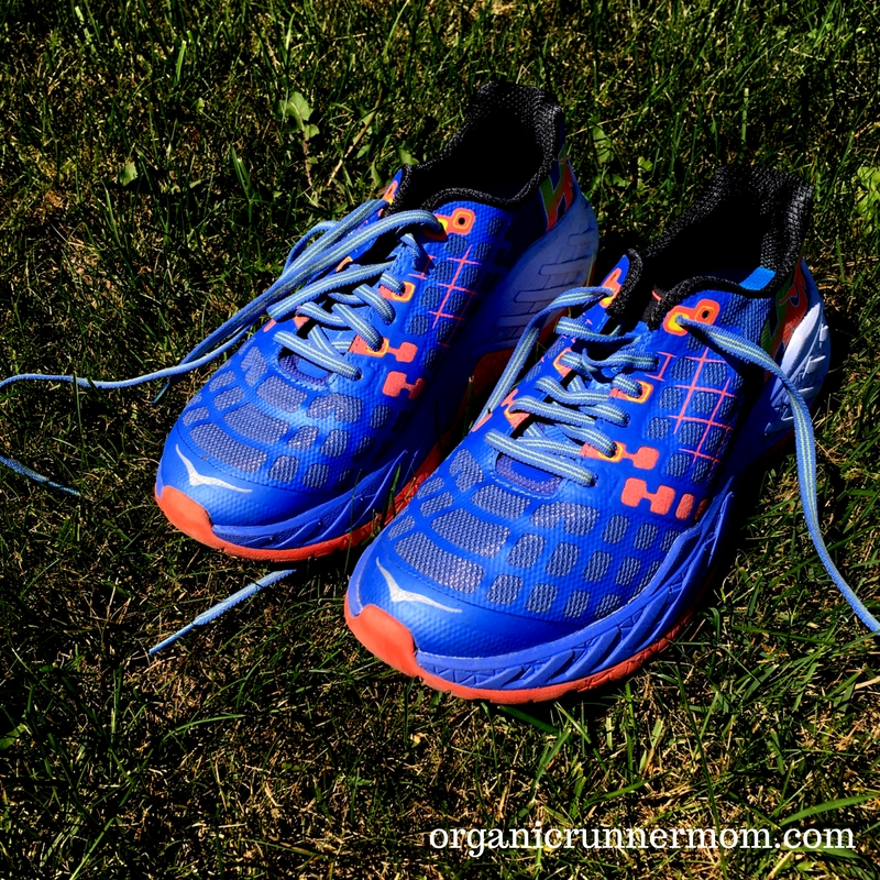 Hoka One One's perfect for your next run!