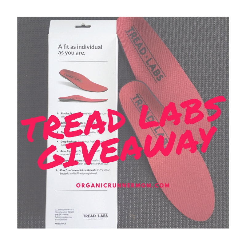 Tread Labs Giveaway