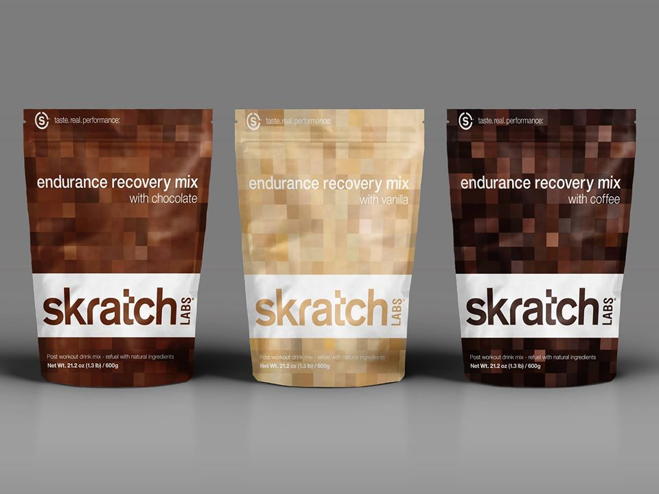 NEW SKRATCH Labs Endurance Recovery Mix