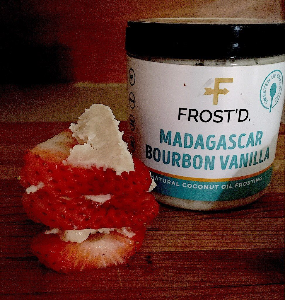 Snack Frosting FROST'D Madagascar Vanilla