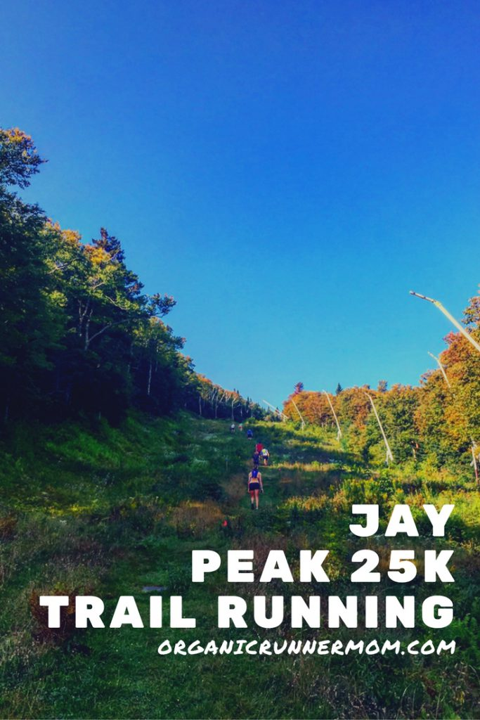 Jay Peak 25K Trail Running