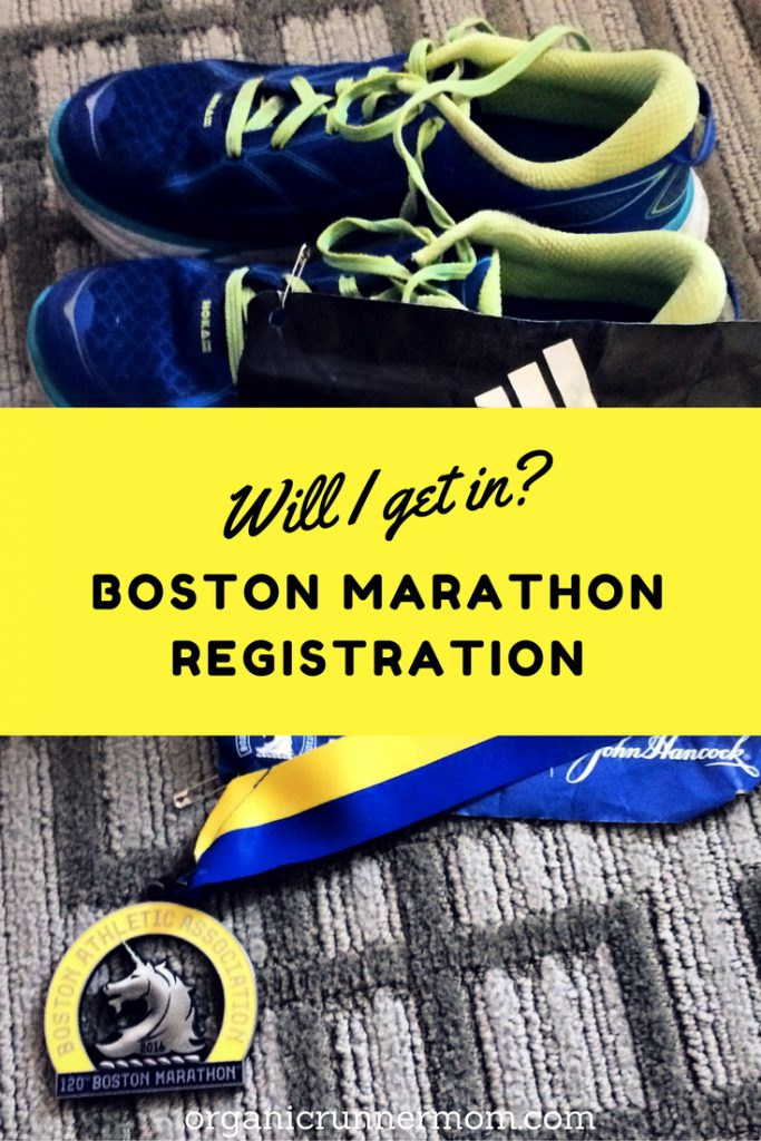 Will I get in? Boston Marathon registration