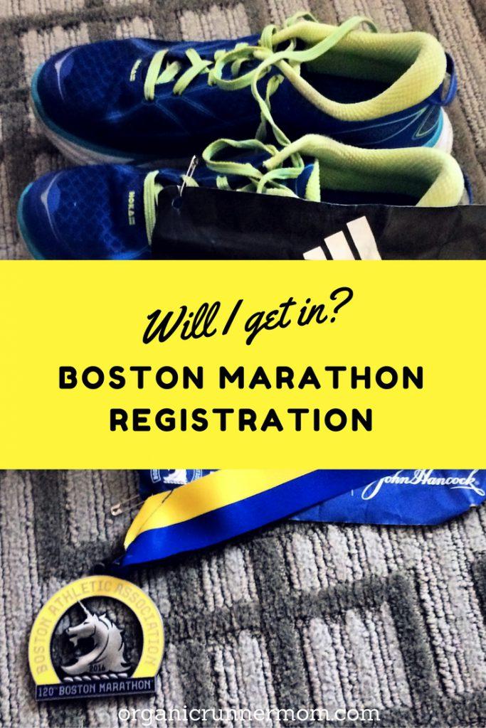 Will I get in? Boston Marathon registration