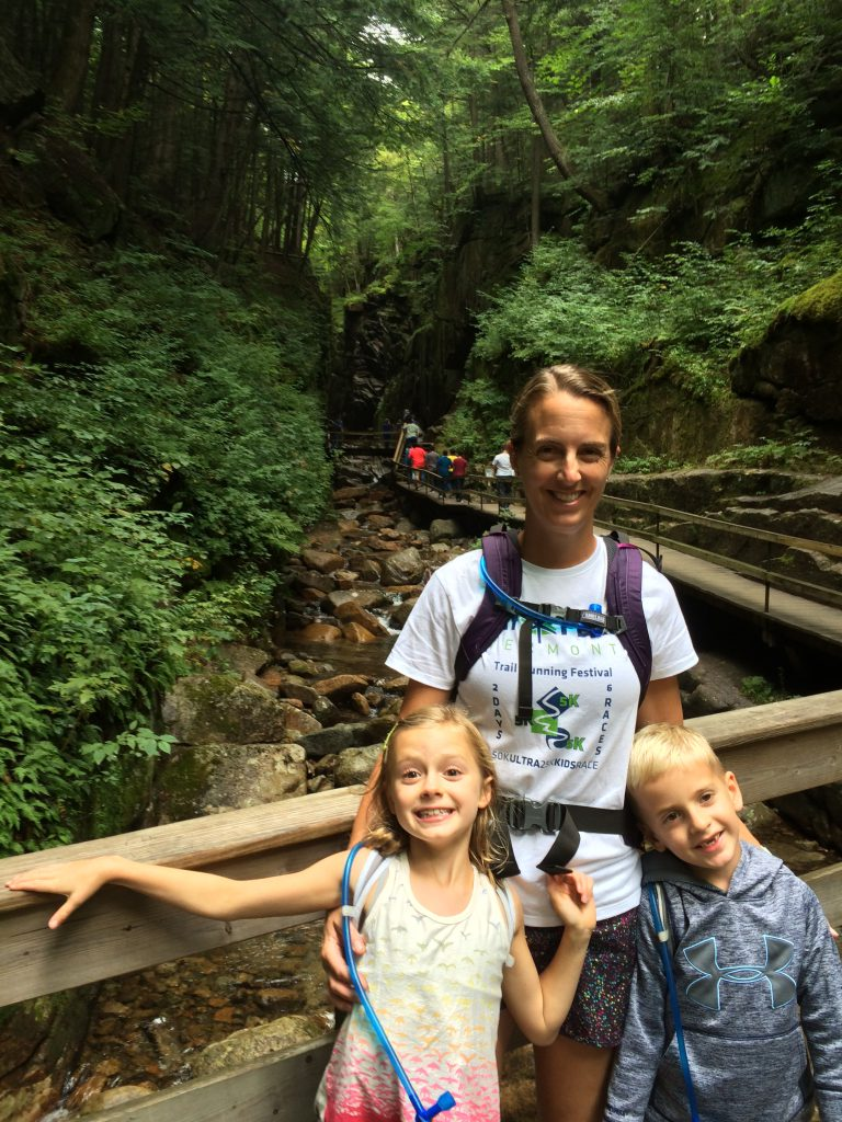 Cherishing adventures with my family. Franconia Notch, Flume Gorge.