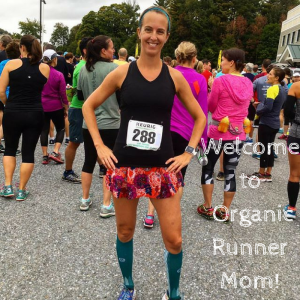 Welcome to Organic Runner Mom! This is a blog about running, triathlons, wellness, clean eating, inspiration and motivation!